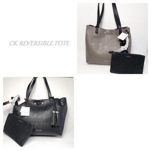 Handbags - Calvin Klein Large Reversible Tote